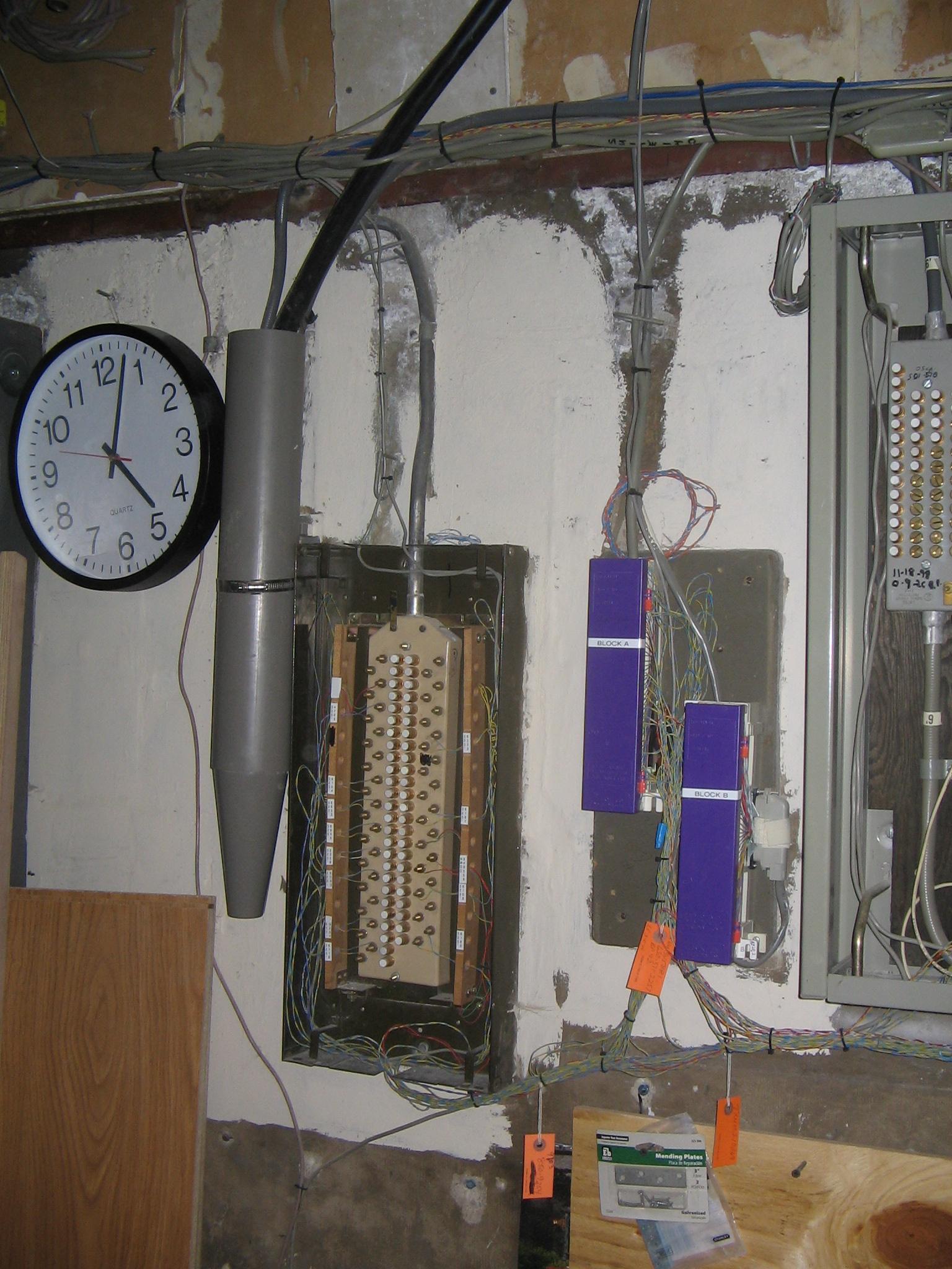 Telecommunication Room Design: DePhillips Media